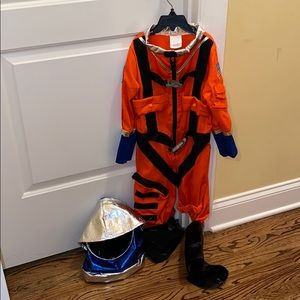 Astronaut costume Child sz 5-6